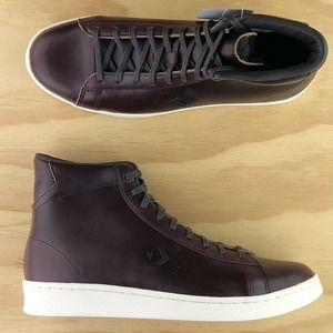 Converse Pro Leather 76 High Top Horween Sneakers